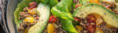 Raw Walnut Mushroom Taco Lettuce Wraps - Rawmazing Raw and Cooked Vegan Recipes