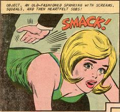 Smack!  (This reminds me I haven't seen McClintock in a while!!)