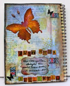 Kemper art journal - Metamorphosis; July 2014