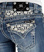Miss Me Crochet Bermuda Stretch Short