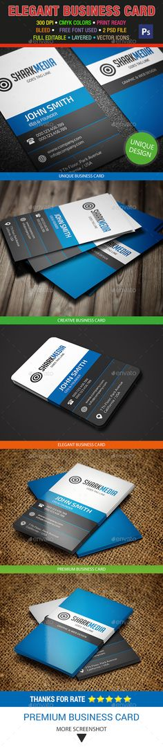 32 best vistaprint business cards images on pinterest vistaprint elegant business card 318 fbccfo Choice Image