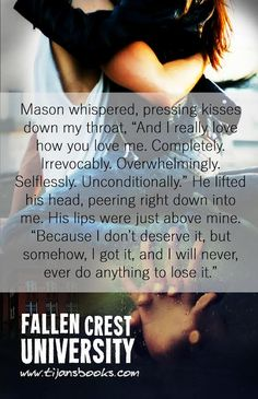 Release Day: Fallen Crest University by Tijan ~ Shooting Stars Reviews