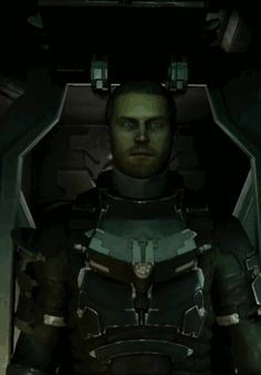 This is what being a BAMF looks like! Dead Space 2- Riot Security Suit