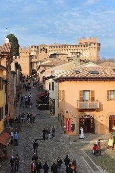 Gradara, Pesaro-Urbino, Italy
