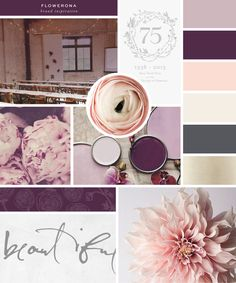 Love the floral pattern in the purple bar, pretty dahlia, love the soft florals, pretty color palette w/o black and add gold
