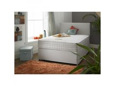 Shire Dual Seasons Bed Create that perfect temperature in bed whatever the weather with a Shire Dual Seasons mattress, with different fillings on each side for all seasons.  Dual Seasons is a luxurious 2 sided mattress. 1 side features 25mm of memory foam to keep you warm in the winter, and the other side features 20mm of latex which keeps you cooler during those hot summer nights.