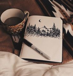 Nature sketches