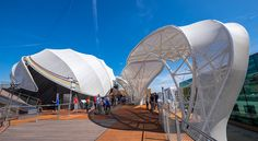 Germany Pavilion – Milan Expo 2015 / SCHMIDHUBER + Milla & Partner + Nüssli.