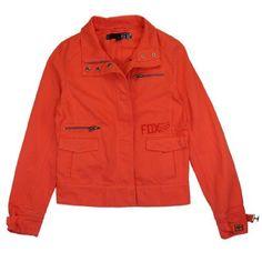 Fox Womens Juniors Savoy Jacket Fox. $52.15