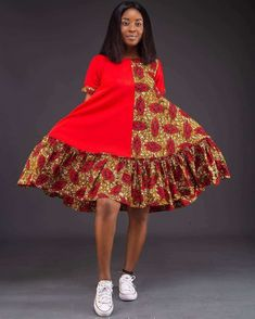 2020 Latest Trending And Classy Ankara Long Gowns Styles for Beautiful Ladies To check out Short African Dresses, Ankara Short Gown Styles, Short Gowns, Latest African Fashion Dresses, African Print Fashion, Africa Fashion, Ankara Dress Designs, Beautiful Ankara Gowns, Casual