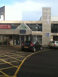 Macrobert Arts Centre in Bridge of Allan, Stirlingshire