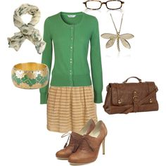 TuesdayShoesday {for the love of library chic}, created by kateholland.polyvore.com