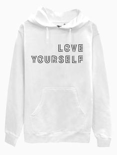 Love Yourself Hoodie