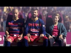 Qatar Airways: Safety with FC Barcelona   Ads of the World™
