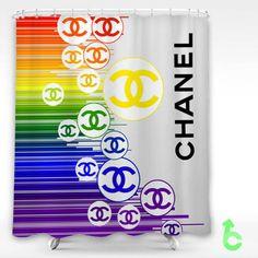 #Chanel #strip #color #Dot #Shower #Curtain #showercurtain #decorative #bathroom #creative #homedecor #decor #present #giftidea #birthday #men #women #kids #newhot #lowprice #cover #favorite #custom
