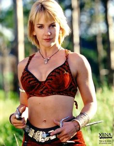 Renee O'Connor -- Gabrielle from XENA