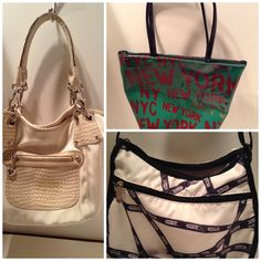 Le Sportsac, Kathy Van Zealand & much more for bid on eBay. Go to Fashion Boutique 29.