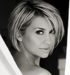 Chelsea Kane - love her hair! If I ever get short hair, I think I'll try this! by Lady Lux