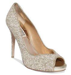 Wedding Shoes by Badgley Mischka 2014 for less that $250!!! - Shaadi Bazaar