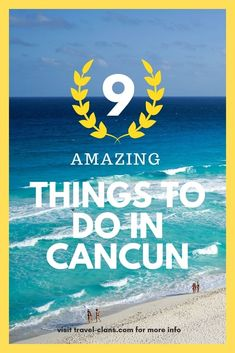 Cancun isn't just for college students or couple getaways. It's also the perfect family holiday destination. Here are 9 amazing things to do in Cancun. Family Holiday Destinations, Road Trip Destinations, Pet Travel, Family Travel, Packing List For Travel, Travel Tips, Central America, North America, Winter Sun Holidays
