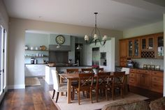 Open floorplan kitchen-eating-living (1 of 3)