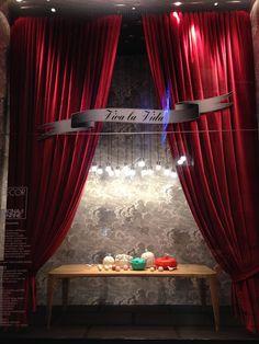 La Rinascente. La Cucina di Confine. Messico. By Elle Decor - Milan fashion windows