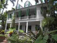 Audubon House & Tropical Gardens, Key West: may have fee for tour