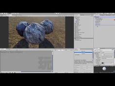 Shader Forge - Snow Covered Object shader - YouTube