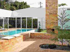 'A mini urban landscape': Cantala Avenue House | ArchitectureAU Urban Landscape, Landscape Design, Outdoor Rooms, Outdoor Decor, Small Entry, Interior Design Awards, Street House, Beach Shack, Australian Homes