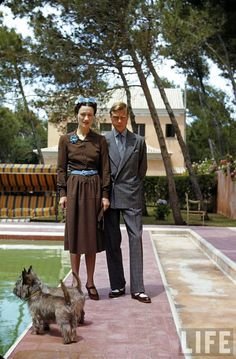 Duke and Duchess of Windsor.