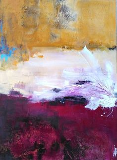 "Saatchi Art Artist julilith seguin; Painting, ""à nos ancetres"" #art"