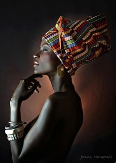 Stunning portrait black is beautiful women strength photography art culture strength African Beauty, African Women, African Fashion, African Art, Nigerian Fashion, Ghanaian Fashion, African Prints, African Models, African Culture