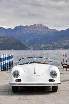 Porsche 356 7 740x1110 Porsche 356A Carrera 1500 Speedster by Reutter