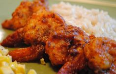Cajun Shrimp Recipe - CLICK PHOTO for a really delicious recipe for Cajun Shrimp. This is some of the best shrimp that you'll ever eat in your life. Be sure that you check this recipe out. Can you say wow?