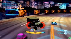 Cars 2 Game - Sarge - İmperior Tour - Battle Race
