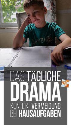 Das tägliche Drama – Tipp zur Vermeidung von Konflikten bei Hausaufgaben