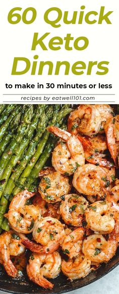 Keto Dinners You Can Make in 30 Minutes or Less - - Perfect for helping you get in shape and free up your time in the kitchen! recipes dinner Keto Dinners You Can Make in 30 Minutes or Less Keto Diet List, Diet Food List, Paleo Diet, Keto Diet Meals, Vegetarian Keto, Diet Foods, Ketogenic Recipes, Diet Recipes, Healthy Recipes