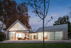 Arquitectura Arkinetia Blog: Casa con Cuatro Casas