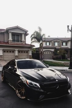 envyavenue:  Mercedes Benz S Class Coupe