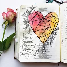 Why do I bible journal? - living intentioneely