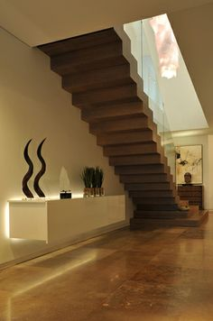 Private-Residence-Delray - Chris Leighton - Stairs