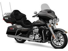 A 2017 Harley-Davidson Touring Ultra Limited