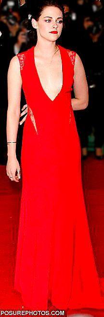 Kristen Stewart at 2012 Cannes Film Festival