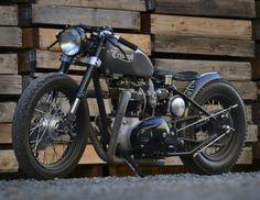 Triumph bobber #motorcycle #motorbike