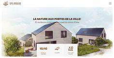 Les Jardins de la Poudrière - Site of the Day May 24 2015