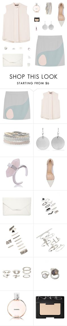"""a chance at love"" by belenloperfido ❤ liked on Polyvore featuring Alexander Lewis, MANGO, Stella & Dot, Isabel Marant, Gianvito Rossi, Style & Co., Topshop, Forever 21, Charlotte Russe and Chanel"