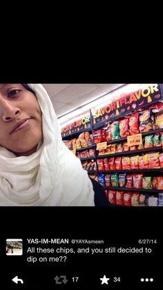 Her posts have been passed around hundreds of thousands of times and it's now gotten to a point where she can't keep up with all the messages she's been getting. | This Teenage Girl Takes Hysterical Selfies About What It's Like To Live In America As A Hijabi