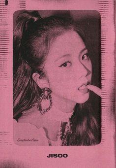 Lisa Park, Blackpink Poster, Photo Chat, Kpop Posters, Blackpink And Bts, Black Pink Kpop, Blackpink Photos, Blackpink Jisoo, Pink Aesthetic