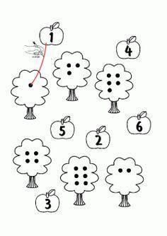 Preschool Writing, Numbers Preschool, Preschool Learning Activities, Preschool Curriculum, Preschool Printables, Kindergarten Math Worksheets, Math For Kids, Numicon, Counting