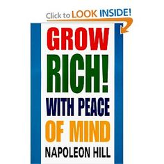 Best book by Napoleon Hill